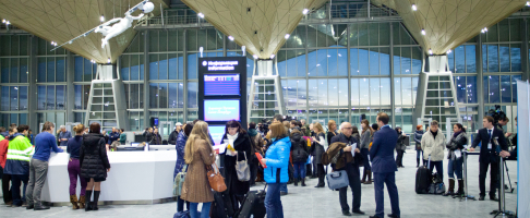 Pulkovo Airport partners withKiwi.comto revolutionize transfer traffic