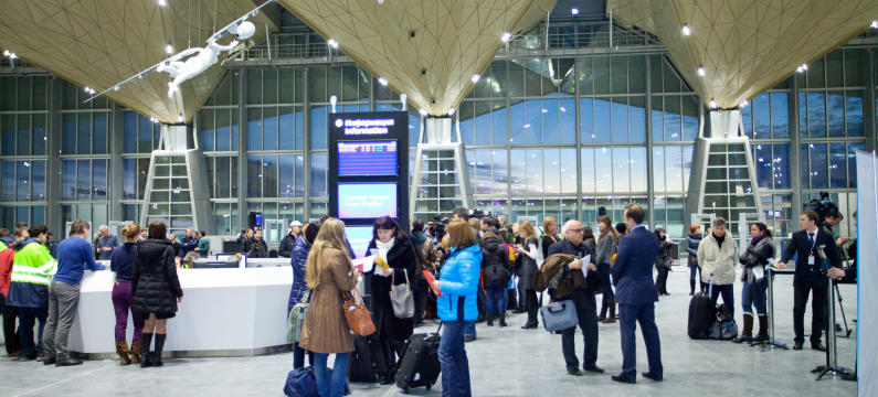 Pulkovo Airport partners with Kiwi.com to revolutionize transfer traffic