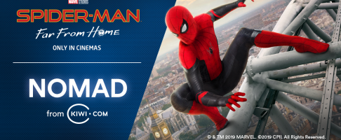 Spider-Man™ and Kiwi.com team up to take fans far from home 84 Spider-Man™ fans may win €1,000 holidays far from home — Kiwi.com