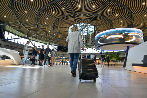 Lyon: First fully ground-to-air optimized airport in the worldwith Kiwi.com — Aéroports de Lyon