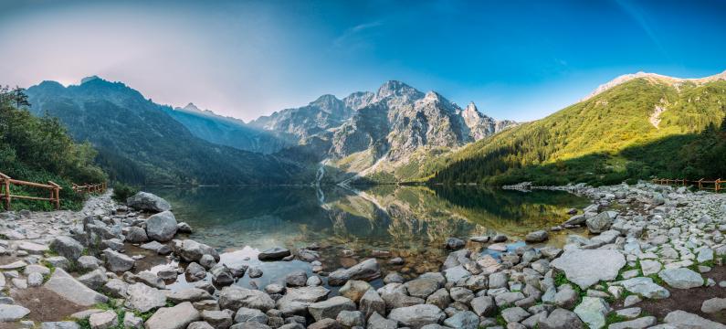 Heading to Slovakia for the Ice Hockey World Championship? — Shutterstock