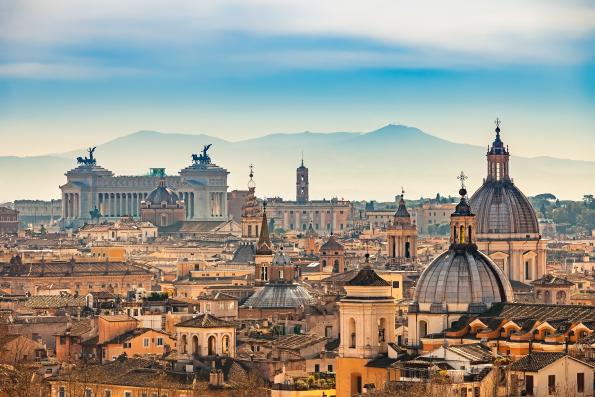 Rome 2019's Blockbuster Getaways — Shutterstock