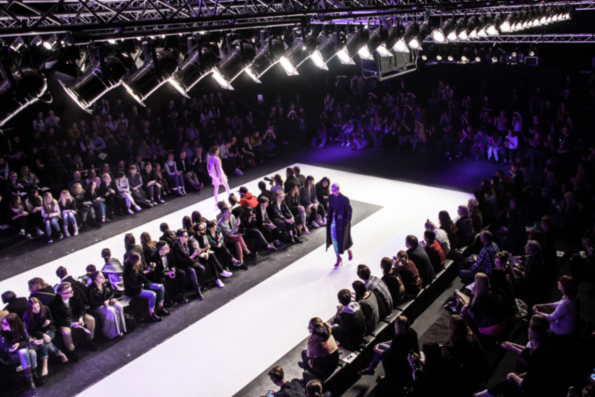 Putting the runway into fashion week