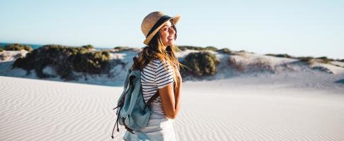 Couples swap romantic getaway for solo travel in new honeymoon trend — Shutterstock