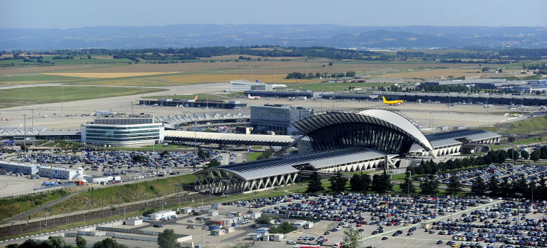 Lyon: First fully ground-to-air optimized airport in the world with Kiwi.com — Aéroports de Lyon