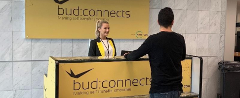 Bud connect Kiwi.com and Budapest airport
