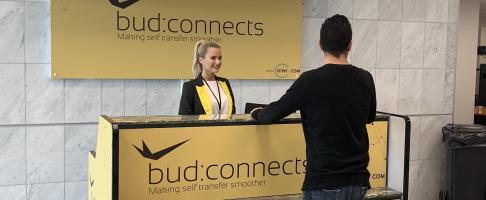Bud connects Kiwi.com and Budapest airport