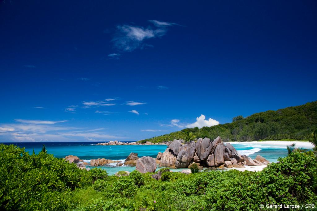 Anse Cocos beach, Seychelles